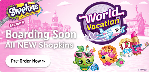 Shopkins Series 8