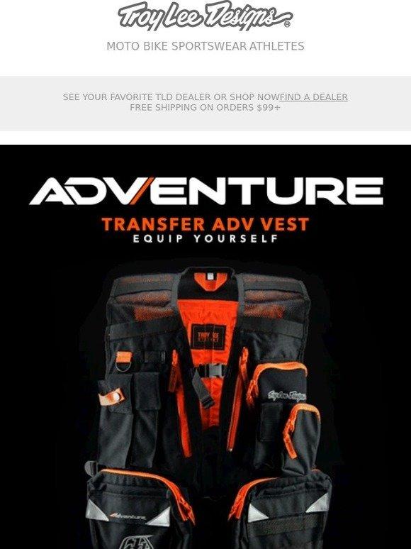 Troy Lee Designs Adventure Transfer Vest