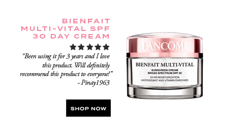 BIENFAIT MULTI-VITAL SPF 30 DAY CREAM - SHOP NOW