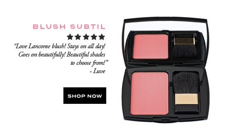 BLUSH SUBTIL - SHOP NOW