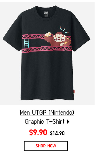 Shop UTGP NINTENDO Graphic T-Shirt Collection