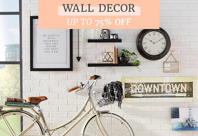 joss main up to 75 off entryway wall art and decor. Black Bedroom Furniture Sets. Home Design Ideas