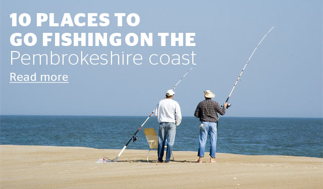 10 Places To Go Fishing On The Pembrokeshire Coast