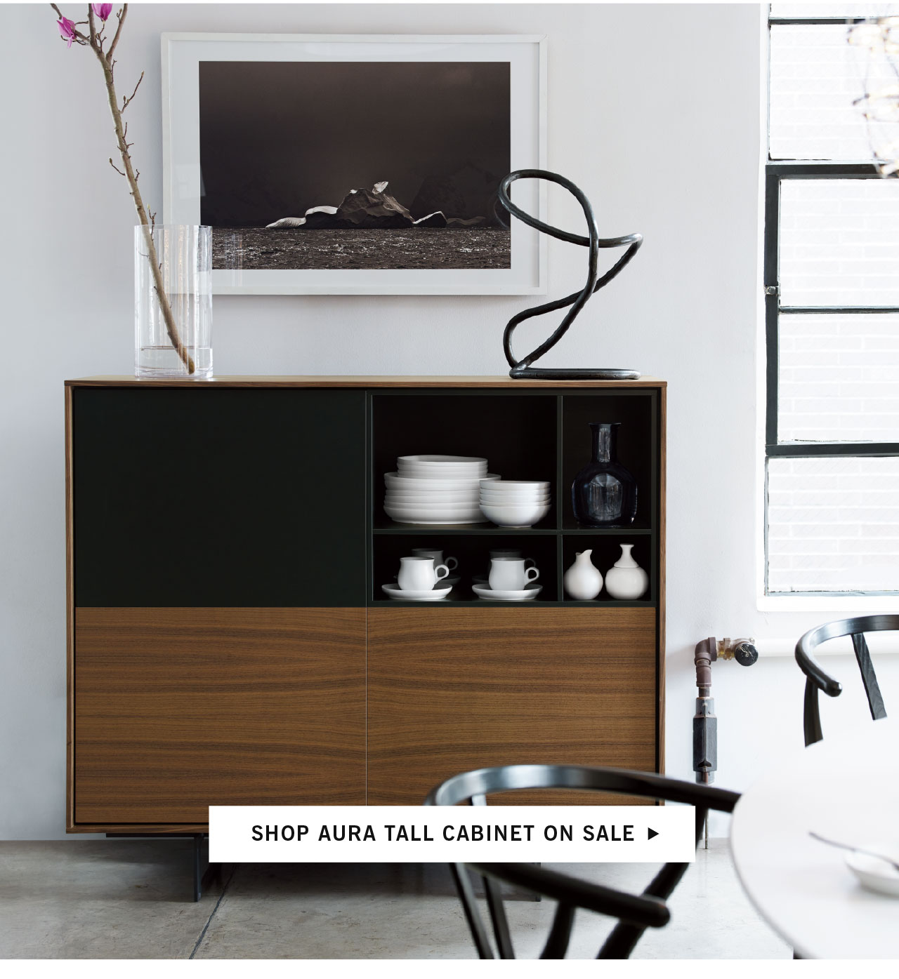 Aura Tall Cabinet on Sale