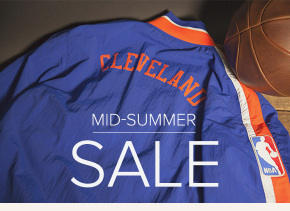 Mid-Summer Sale