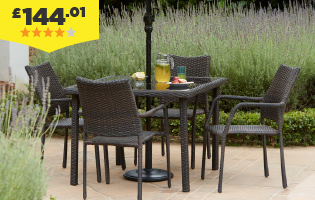 Homebase Perfect Solutions For Outdoor Dining Flooring