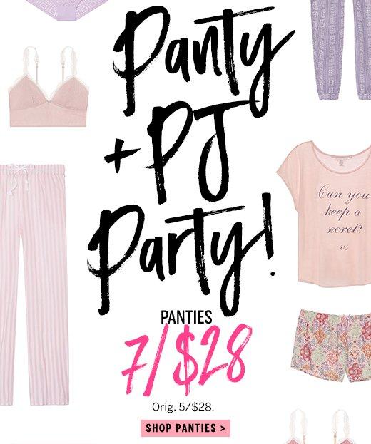 Shop Panties >