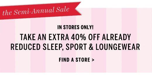 Semi-Annual Sale - Find A Store >
