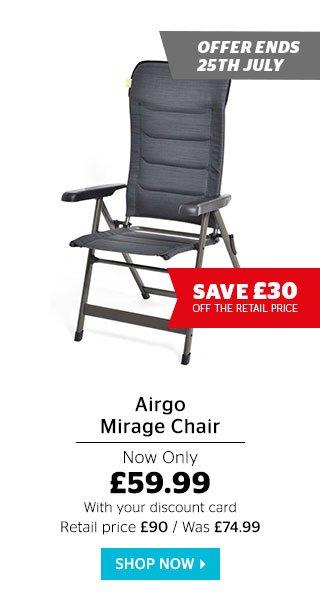 Airgo Mirage Chair