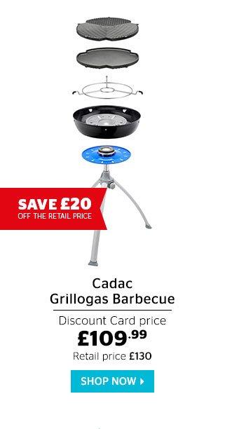 Cadac Grillogas Barbecue