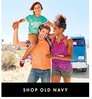 SHOP OLD NAVY