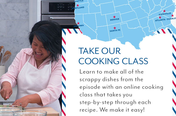 Take Our Cooking Class
