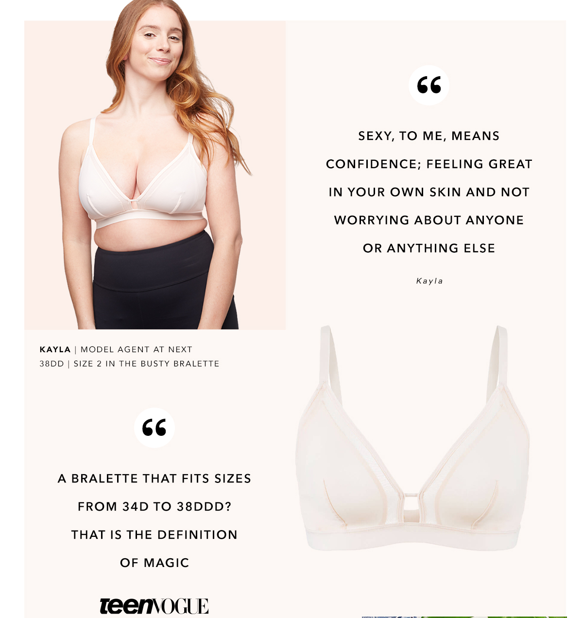 7cbb97f521 Lively  The Busty Bralette Is BACK!