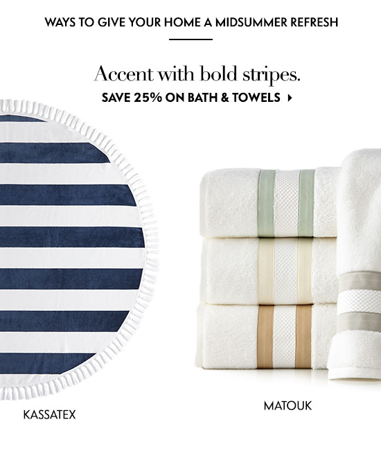 Bath and Towels