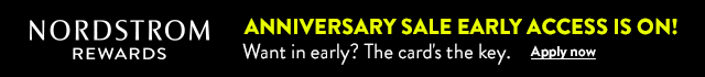 ANNIVERSARY SALE EARLY ACCESS IS ON! - Want in early? The card's the key. - Apply now