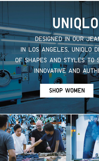 UNIQLO DENIM -- Shop Women