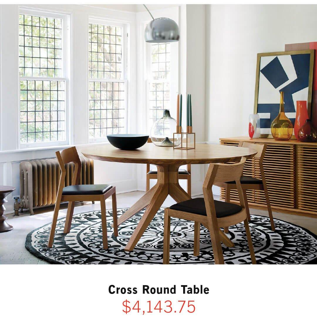 Shop Cross Table