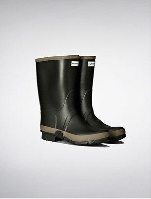 Men's Gardener Rain Boots