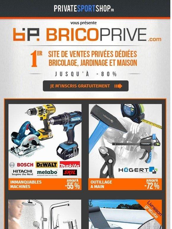 Vente prive bricolage outillage with vente prive - Site vente bricolage ...