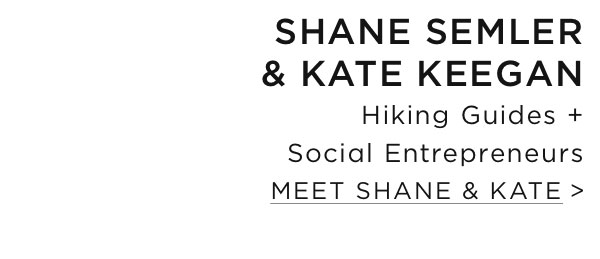 Meet Shane & Kate