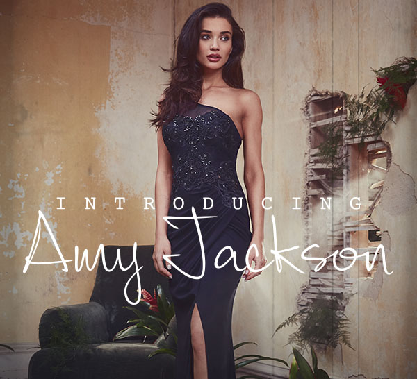INTRODUCING: Amy Jackson