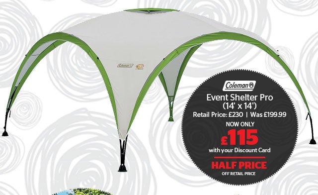 Coleman Event Shelter Pro