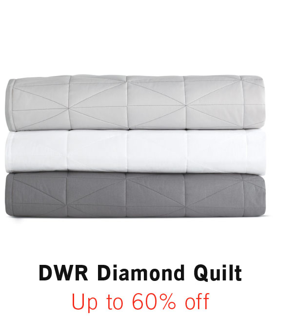 DWR Diamond Quilt