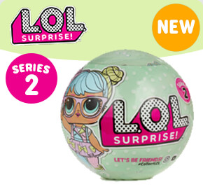 LOL Surprise! Doll Series 2