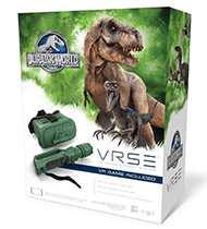VRSE Jurassic Wolrd