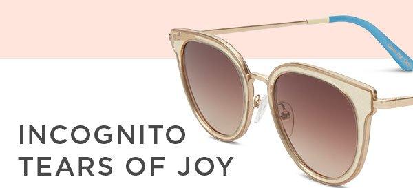 Rey Matte Champagne Sunglasses