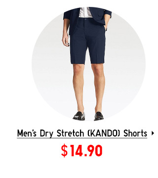 Clearance -- Men's Stretch Shorts $14.90
