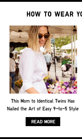How To Wear Your New Styles -- Read More