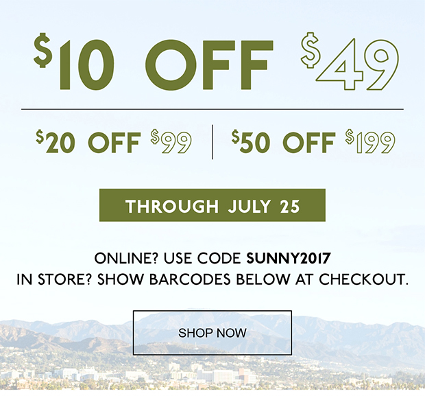 DSW: ✨ $10 off ✨   Milled