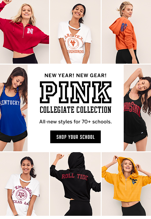 Find great deals on eBay for victorias secret pink collegiate collection. Shop with confidence.