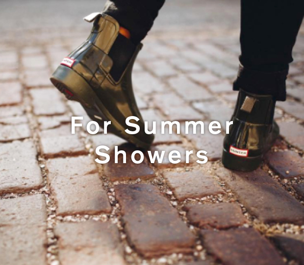 For Summer Showers