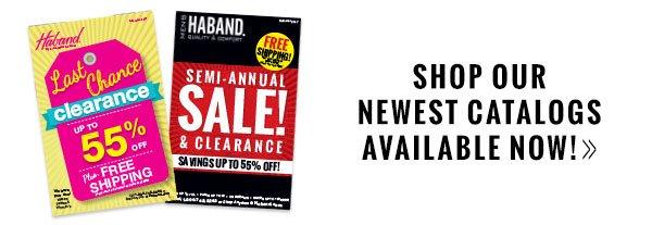 Shop our newest catalogs!