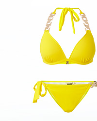 The STAND OUT from other girl's bikini