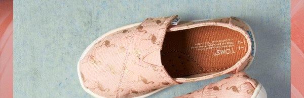 Flamingos Tiny TOMS Classics