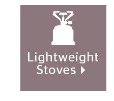 Lightweight Stoves