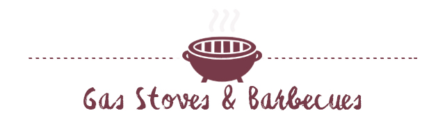 Gas Stoves & Barbecues