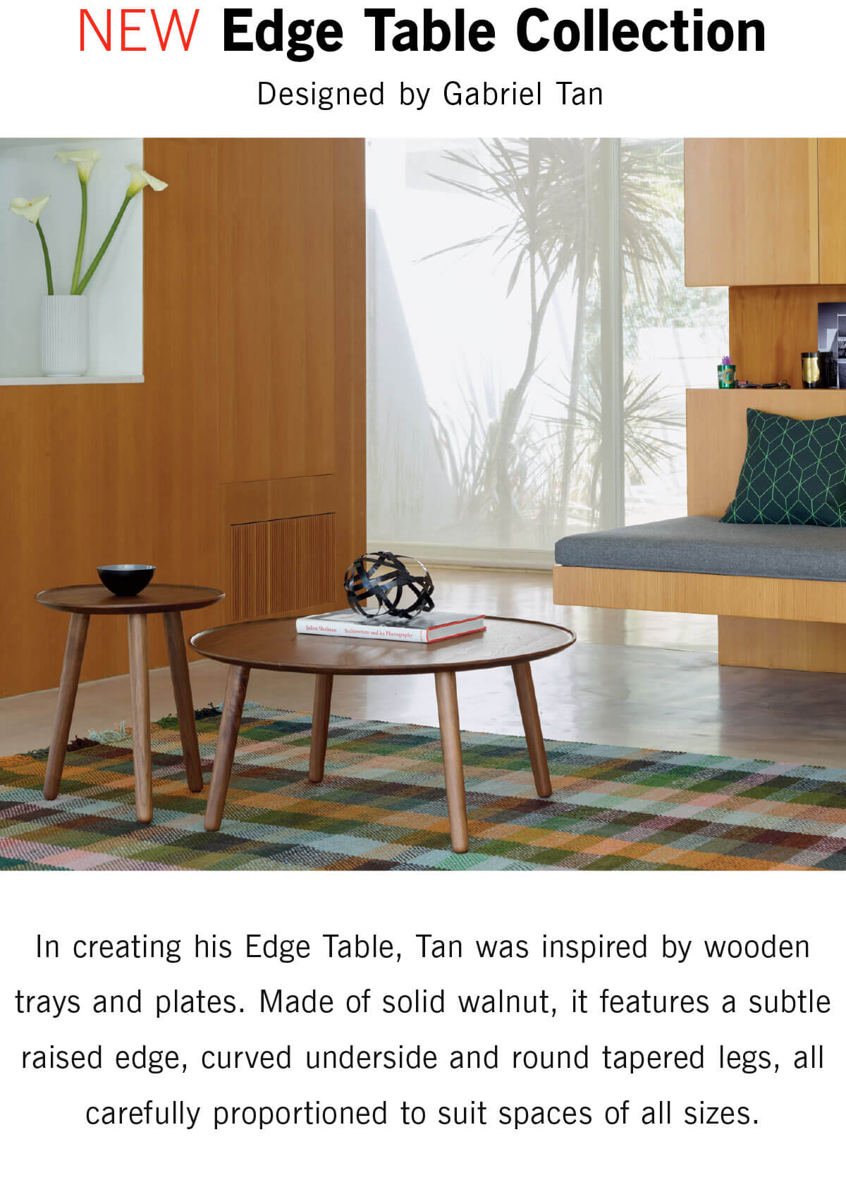 New Edge Table Collection