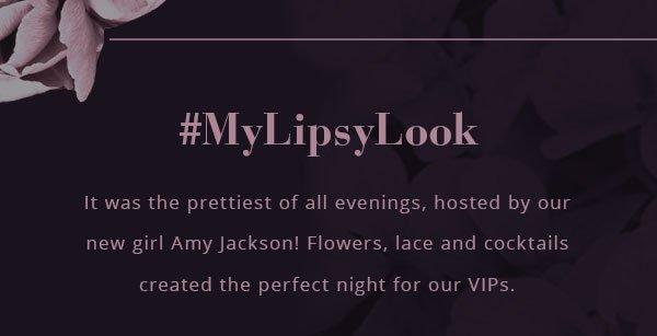 My Lipsy Look