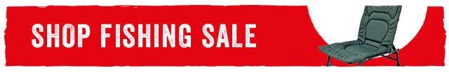 Shop Fishing Sale