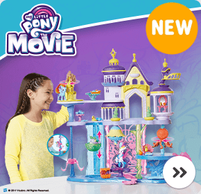 My Little Pony The Movie Toys