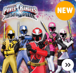Power Rangers Ninja Steele