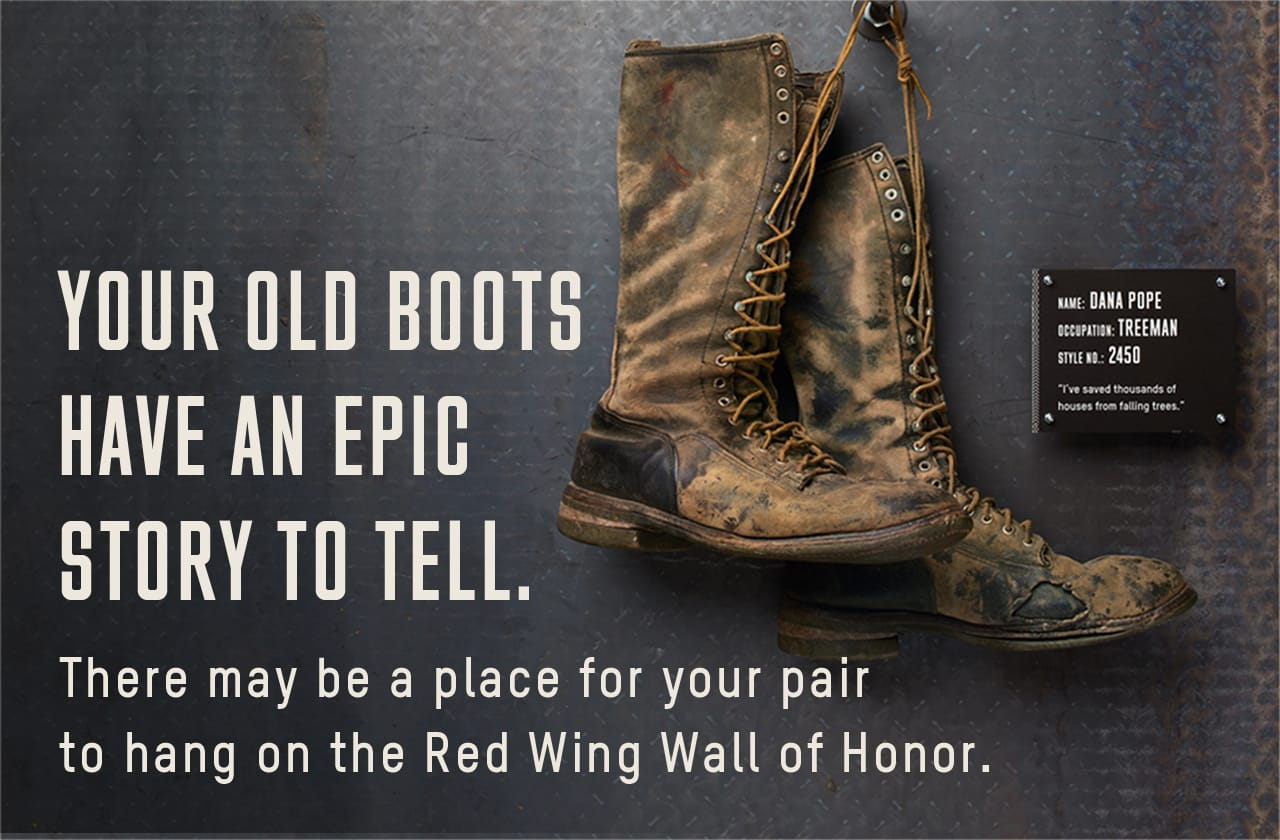 Red Wing Shoes Time Is Running Out Get Us Your Epic