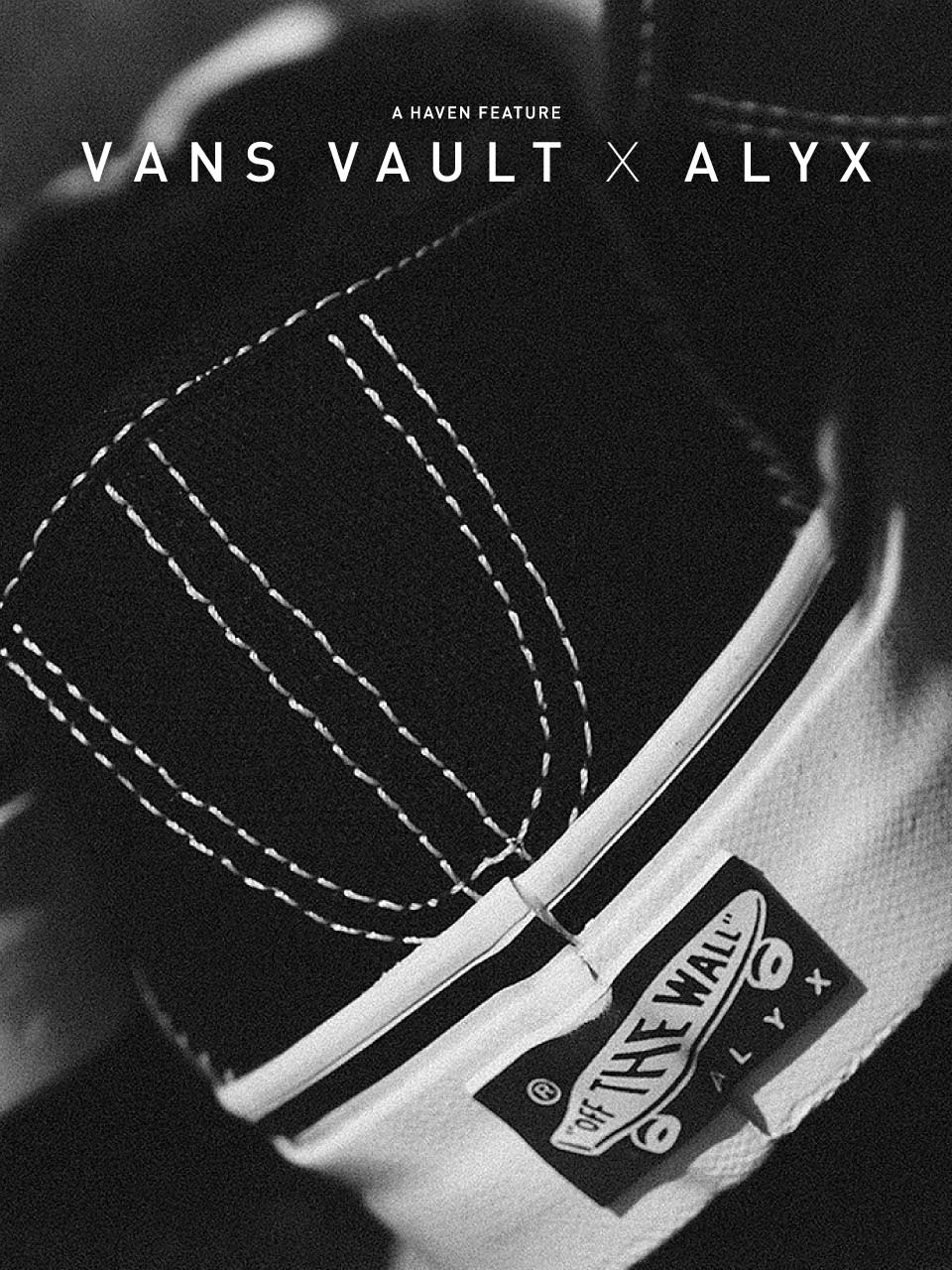 Showcased in our latest editorial is the newest addition to our brand list  – Vans Vault. The first release presented here is the collaboration between  Vault ... 8889ba5fe