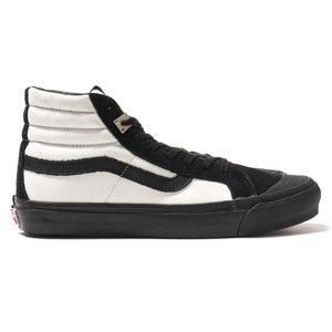 Vans Vault x Alyx OG Style 138 LX Black White 258f104ca