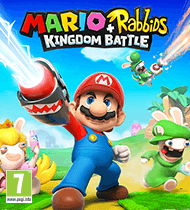 Mario & Rabbids Kingdom Battle Switch