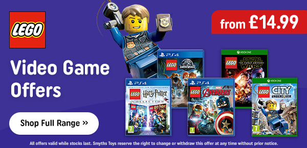 LEGO Video Game Offers